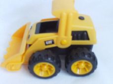 Adorable My 1st Push Along 'Caterpillar' Chunky Digger Toy